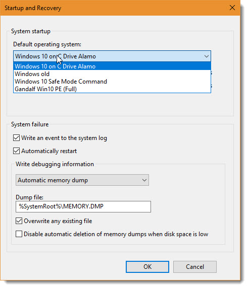Multiboot USB with Gandalf's Win10 PE & Install as Windows