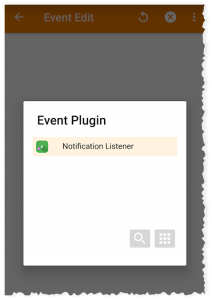 Notification Listener App Screenshot
