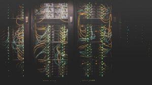Server Rack Wires